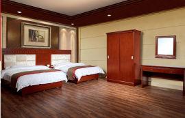 油漆木皮套房家具  绿色健康环保套房宿舍用家具