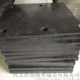方形橡胶缓冲垫块  防震橡胶垫块 橡胶缓冲垫定制