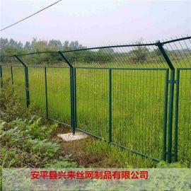 铁路护栏网 喷塑铁丝网 护栏网厂家