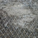 邊坡防護網  鍍鋅勾花網 客土噴播鐵絲網