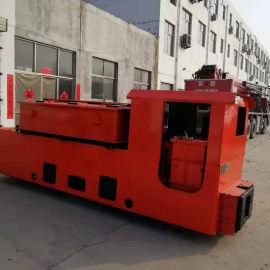 12T防爆蓄电池电机车 防爆蓄电池电机车