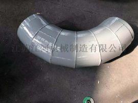 陶瓷耐磨三通 耐磨输送直管 江河机械厂