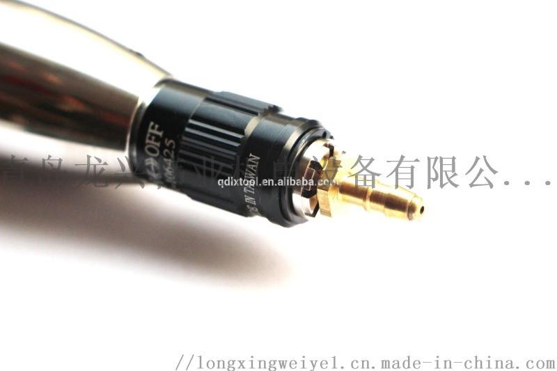 **台湾力全LIH气动涡轮式超声波锉刀机油石机