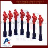 消防栓SSFT100/65-1.6调压防冻防撞型室外地上消火栓