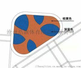 幼儿园塑胶跑道 邯郸塑胶跑道 EPDM塑胶跑道