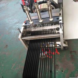 门窗断桥铝尼龙隔热条挤出机生产线