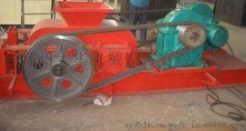 对辊式破碎机 双棍齿辊破碎机 细碎小型碎石机煤矸石对辊式破碎机