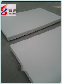 工业用PVC硬塑板 PVC塑料板