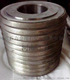 供应河南石力金刚石砂轮工具丝锥金刚轮