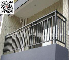 专业生产阳台锌钢护栏 组装式焊接式阳台防护栏