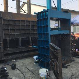 200吨立式液压打包机济南不锈钢压包机供应厂家
