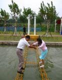 萊斯特水上趣橋設備的設計及製作
