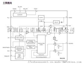 SSL2103T 可调光LED控制器IC