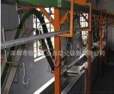 供应大型粉末静电涂装线 自动化喷涂线