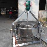 滷豬蹄夾層鍋 燃氣滷肉蒸煮鍋