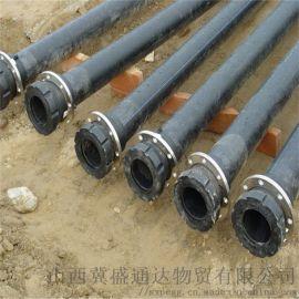 吕梁PE100给水管材和钢骨架复合PE管