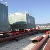 玻璃钢冷却塔圆形工业型逆流式凉水塔方形横流式冷却水塔厂家