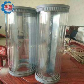 磁吸软门帘适用各行业 透明PVC磁吸软门帘 纱窗网磁吸门帘厂家