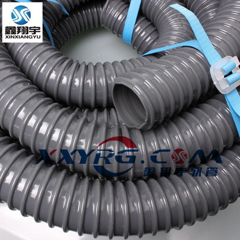 PVC牛筋吸塵管_PVC塑筋增強軟管