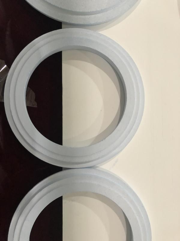 熔鋁爐用N17不沾鋁抗熱震高強度高密度矽酸鈣板