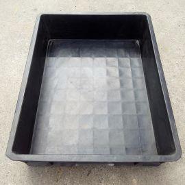 HDPE塑料周转箱 塑料防静电箱 塑料周转箱