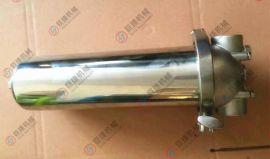 不锈钢管道螺纹式单芯过滤器 304过滤器