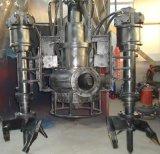 滚筒式挖机抽泥泵 液压清淤泵 搅拌泥浆泵