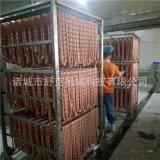 文鰩魚煙燻爐 舒克臘豆腐煙燻設備 香腸生產線
