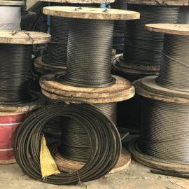 葫芦用钢丝绳 φ3.6 钢丝绳卡槽 钢丝绳配件
