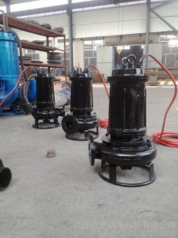 潜水砂石渣浆泵渣池泥浆泵江淮ZSQ 潜水渣浆泵
