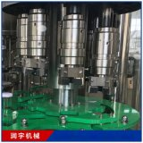 潤宇機械廠家濃漿灌裝機口服液24頭灌裝設備生產線 果汁灌裝機