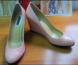 來樣貼牌代工生產定做高檔時裝女鞋