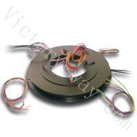 内径110mm盘式导电滑环