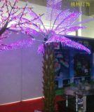 桃林LED樹燈24V低壓,七彩油棕椰樹Y312