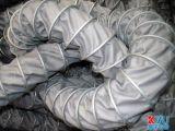 灰色通风管,耐400度高温风管, 2寸风管