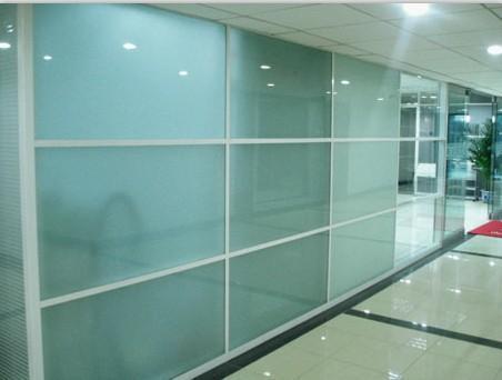 办公室玻璃隔断成品隔墙
