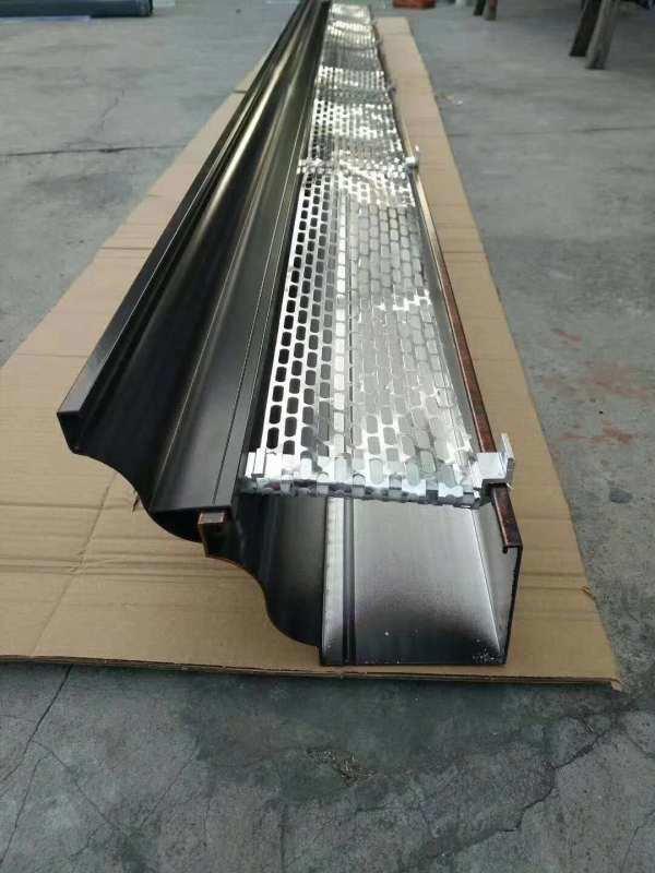 上海彩铝彩铝接水槽厂家可定制
