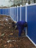 厂家直销彩钢板建筑工地围挡 施工安全围挡墙