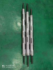 厂家现货供应熔喷布机气涨轴 气胀轴 充气膨胀轴