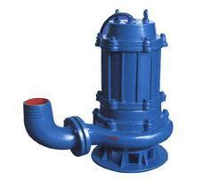 厂家直销WQ高效排污泵无堵塞
