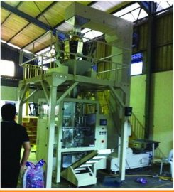 广东膨化食品颗粒包装机厂家 膨化食品全自动包装机械