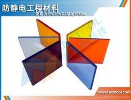 供应韩国进口高透明防静电有机玻璃板