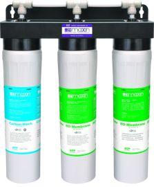韩国进口 麦芯MaXin RO反渗透三道15寸500GPD商用净水系统 莱易非新品