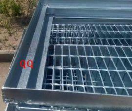 连云港钢格板/钢格栅/格栅板/钢格栅板/平台钢格板/热镀锌钢格栅板/踏步板 15297662515