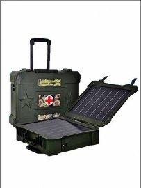 太阳能移动式发电箱/便携式太阳能发电机箱/光伏移动电源1