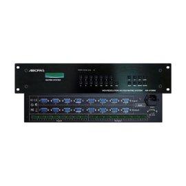 ABCPA/VGA0044\VGA0088\VGA1166\VGA0081\VGA1061模拟高清视频VGA矩阵切换器 河南