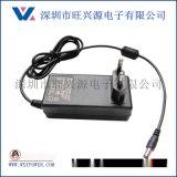 插墙式欧规CE认证24V2.5A 60W电源适配器