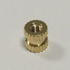 非标铜螺母/压铆铜螺母/非标自动车床件/非标紧固件/机加工五金订制