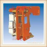 YFX-700/80液壓防風鐵楔,龍門露天起重機防風制動器,防風鐵楔廠家