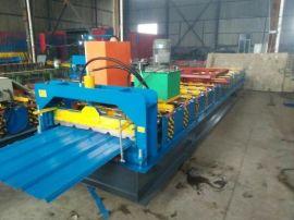 厂家供应 900彩钢瓦压瓦机 彩钢瓦单板全自动数控冷弯成型设备